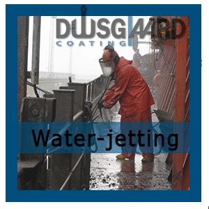 Water-jetting